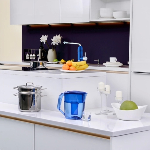 mini durchlauferhitzer armatur mq d16 blau f r k che und. Black Bedroom Furniture Sets. Home Design Ideas